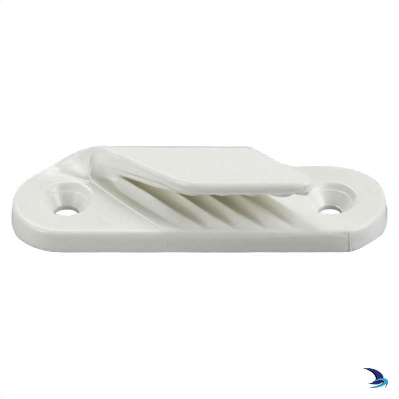 Clamcleat® - Port Fine Line White Rope Cleat (CL214W)